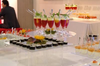 buffet & cocktail